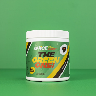 GUICE Real Energy - The Green One! (Tropická)