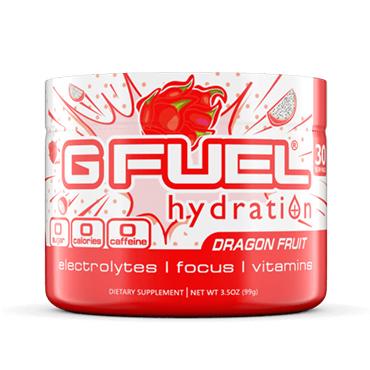 G FUEL Dragon Fruit (Bez kofeinu)