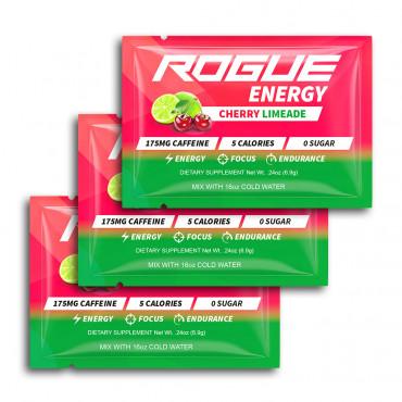Rogue Energy - Cherry Limeade 3 x 8g balení