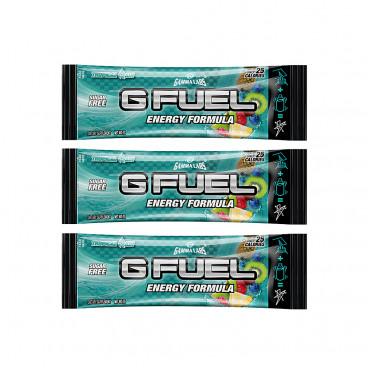 G FUEL Tropical Rain - 3x 7g balení
