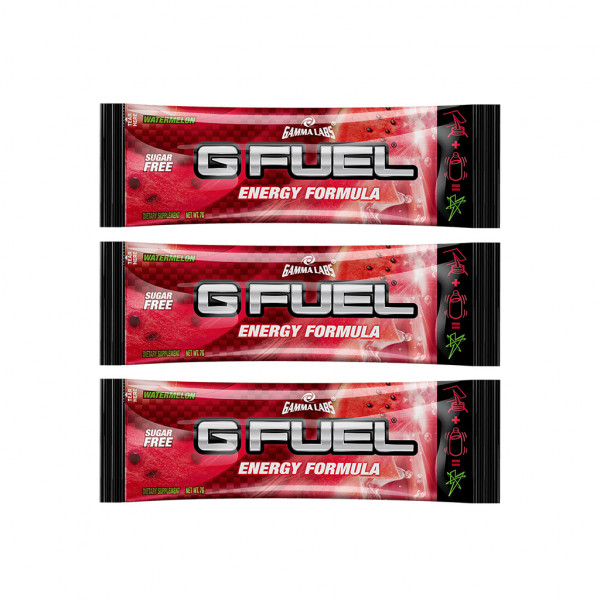 G FUEL Watermelon 3x 7g balení