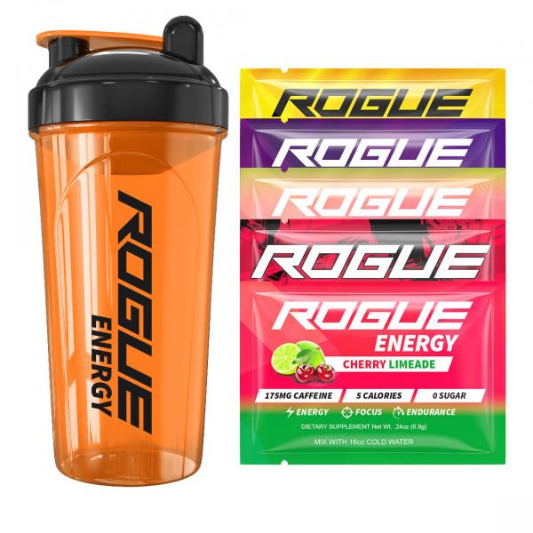 Rogue Energy Starter kit - Phantom + 5 testovacích balení