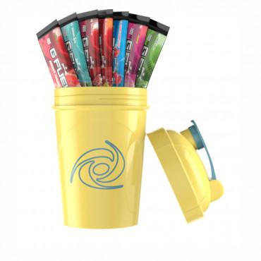 G Fuel Starter kit - Sunny Squad + 7 testovacích balení (Limited)
