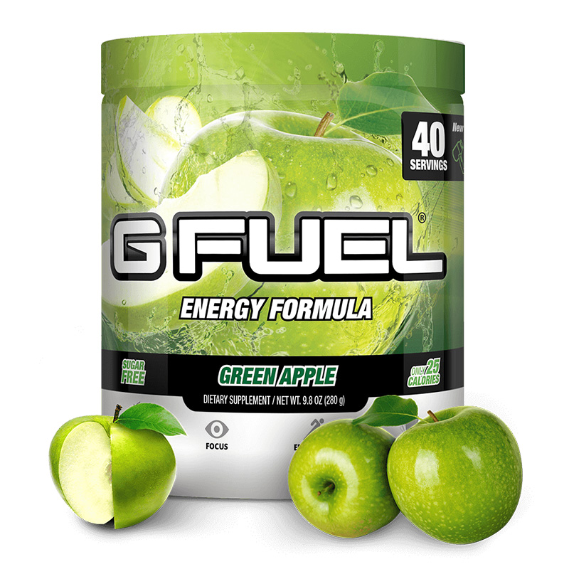 G FUEL Green Apple
