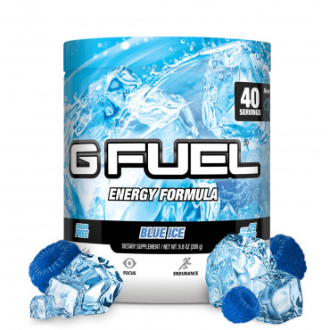 G FUEL Blue Ice