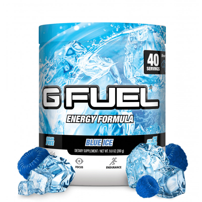 G FUEL Blue Ice