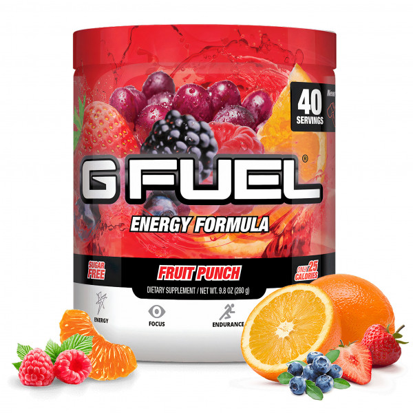 G FUEL Fruit Punch