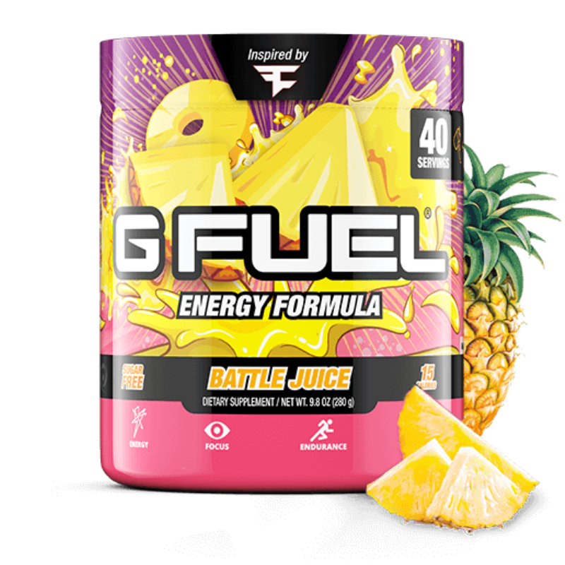 G FUEL Battle Juice