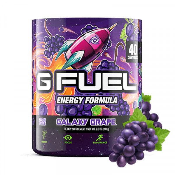G FUEL Galaxy Grape Reskin (Hroznové víno)