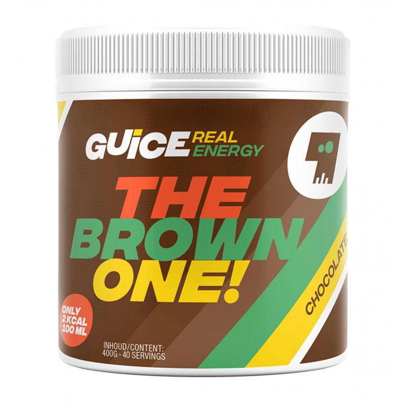 GUICE Real Energy - The Brown One! (Čokoládová příchuť)