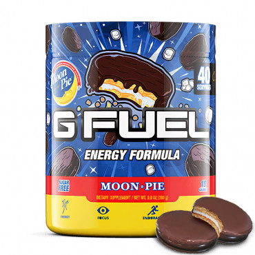 G FUEL Moon Pie