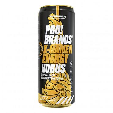 ProBrands X Gamer Energy Horus Tropical Blast 330 ml